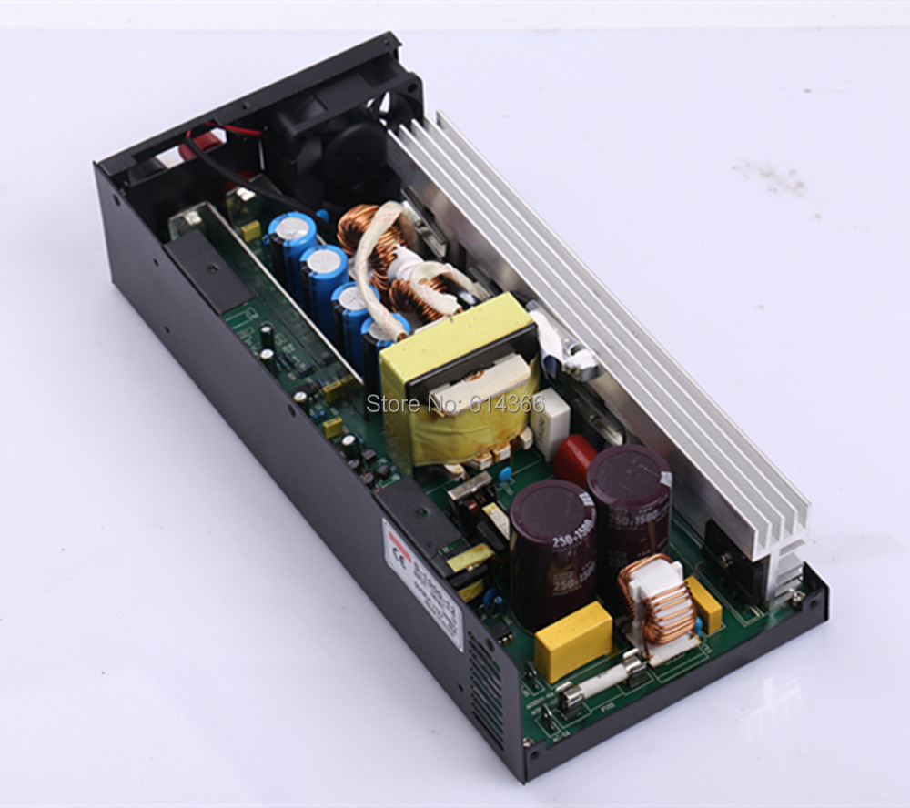 1PCS 1200W 80A 15V power supply 15V adjustable power AC-DC High-Power PSU 1200W S-1200-15 1pcs 1200w 24v power supply 24v 50a ac dc high power psu 1200w 230v s 1200 24 24v50a