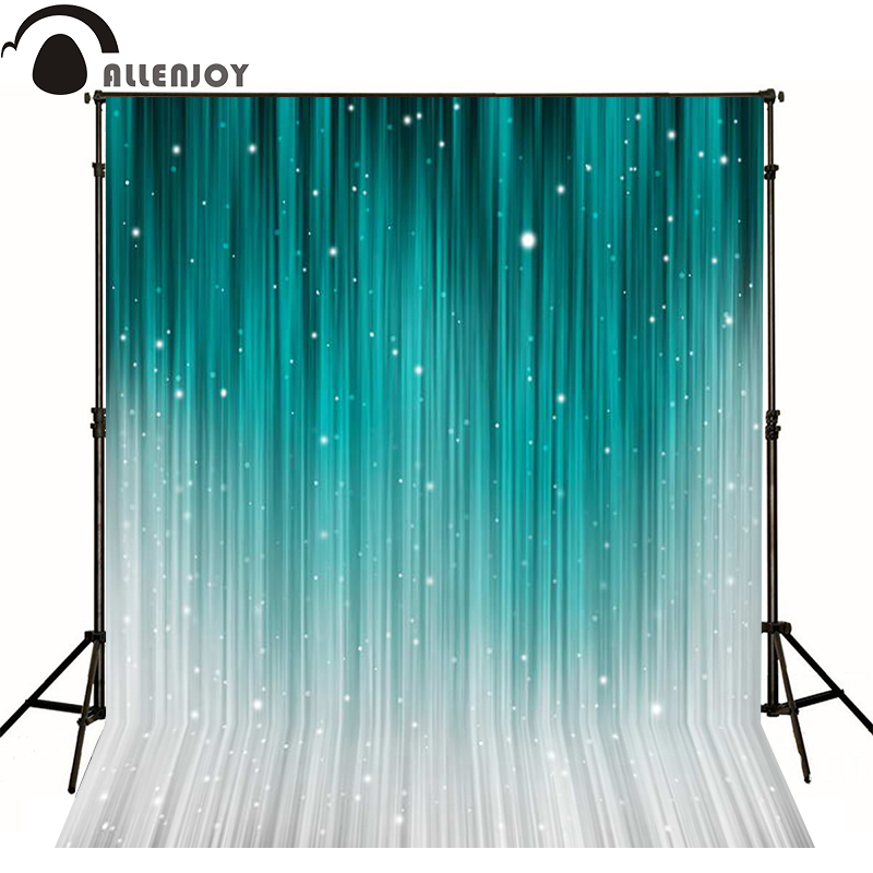 Allenjoy photographic background Green Dream elegant lines photo backdrops for sale photography fantasy professional fabric