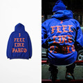 New Arrival Men Hoodies Earnings YEEZY Clothing I feel like Paul Season 3 Hip hop Kanye West Pablo Sweatshirts Chinese size