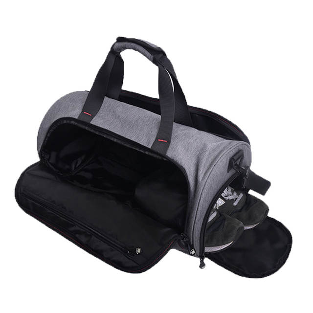 de21dafc598e placeholder Waterproof Shoulder Sports Gym Bag for Shoes Bags Women Fitness  Yoga Training Men Gymtas tassen 2018