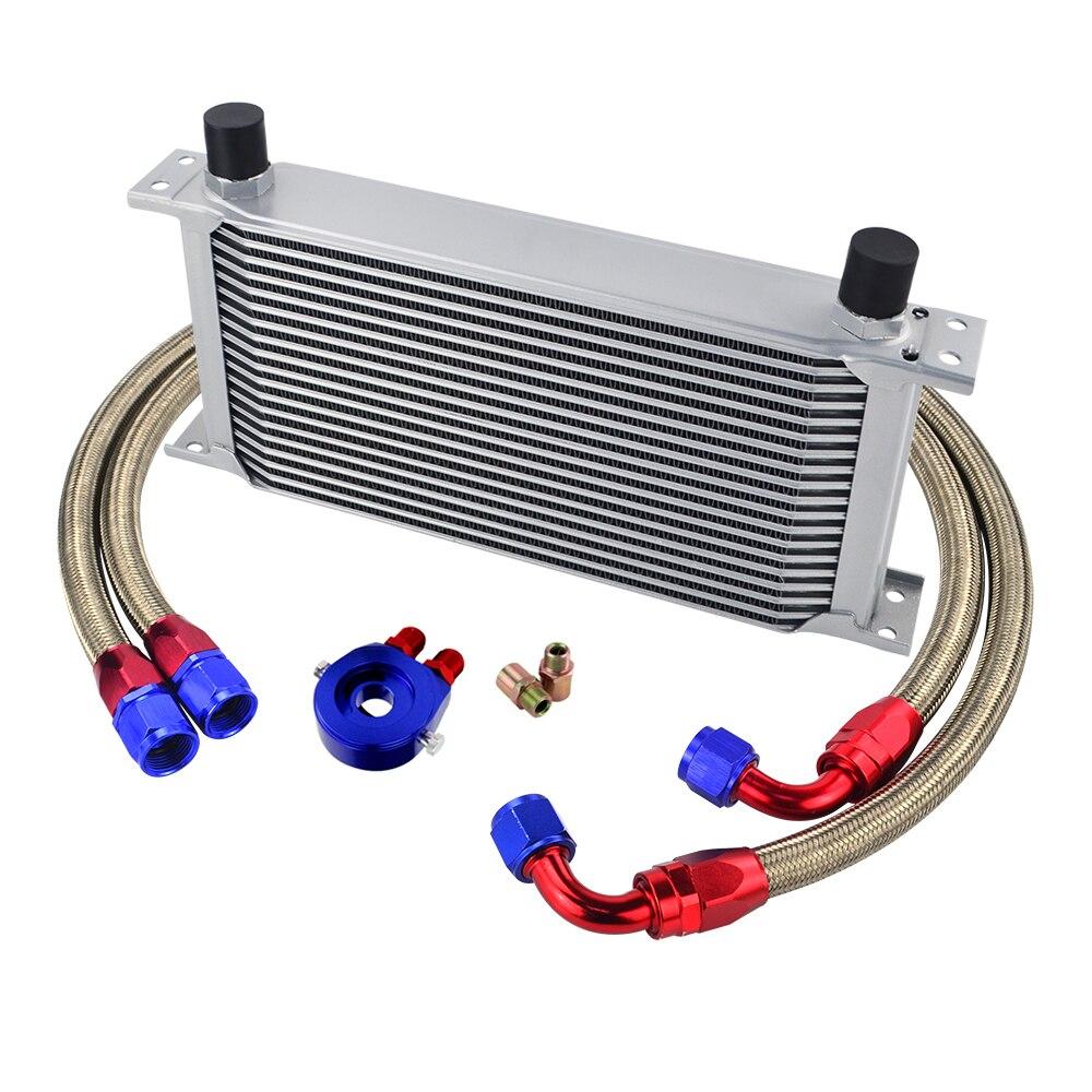 kit cooler universal para oleo kit com 04