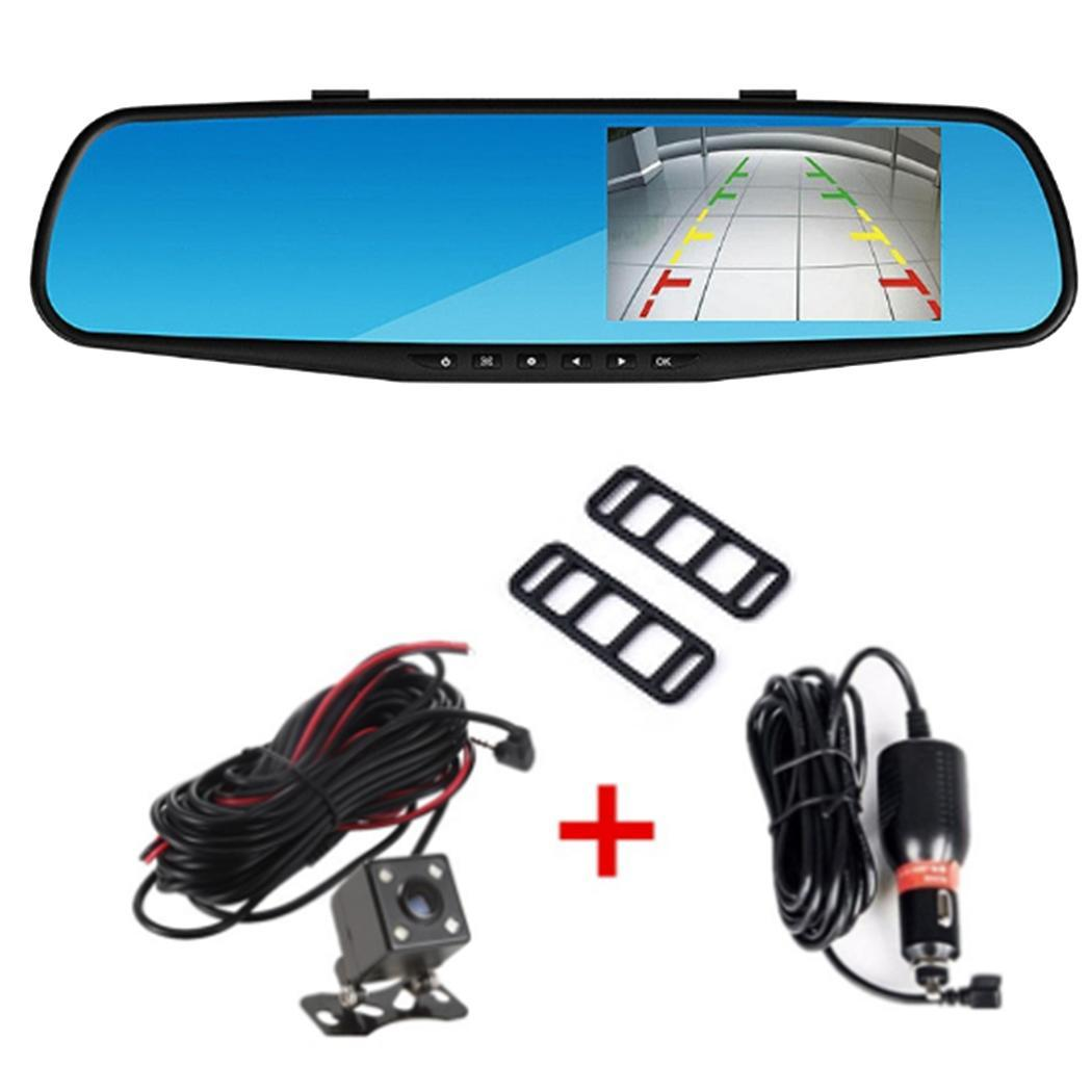 Driving Display Loop-Cycle 32GB-RECORDER Black Touch-Screen TFT High-Definition