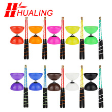 fixed or Bearing diabolo  Toys Professional Diabolo Set Packing with String Bag china