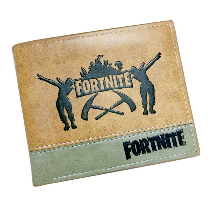 New Arrival Hot Game Fortnite Wallet For Male/female High Quality PU Short Purse With Card Holder Man/women Wallets red dragon man wallet game of throne pu purse fire blood logo wallets portal game short money carteiras portfel
