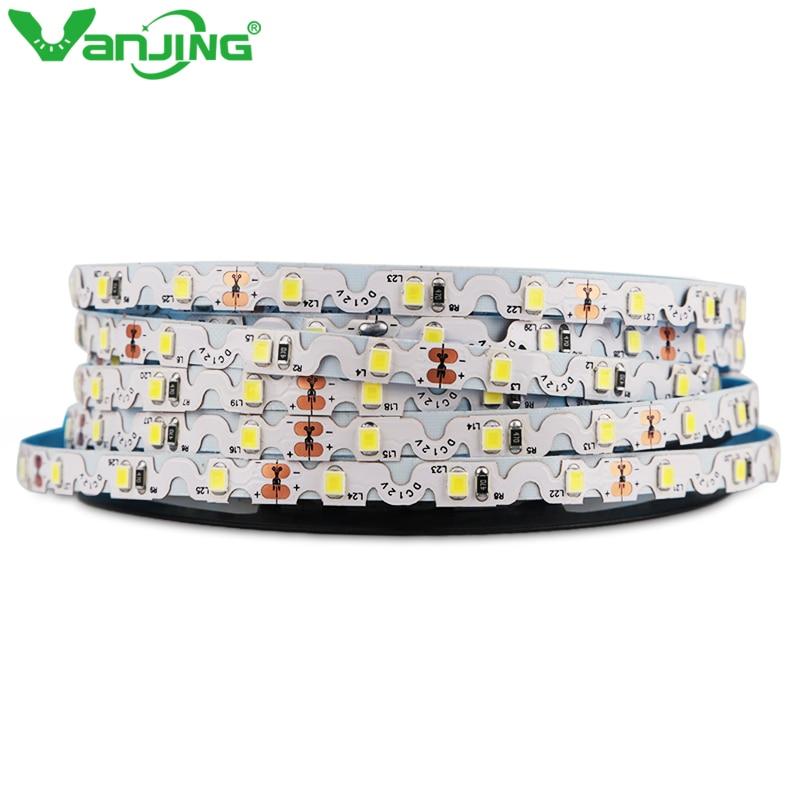 S alakzat LED szalag 5M 300LED SMD 2835 DC 12V hajlítható, rugalmas - LED Világítás