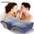 NOYOKE Middle Size 55*35*9-7 cm Memory Foam Pillow Cervical Protection Beedding Bed Memory Foam Pillows