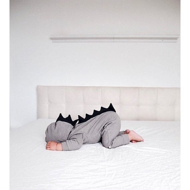 BABY COSTUME | The Cute Dino Hooded Costume