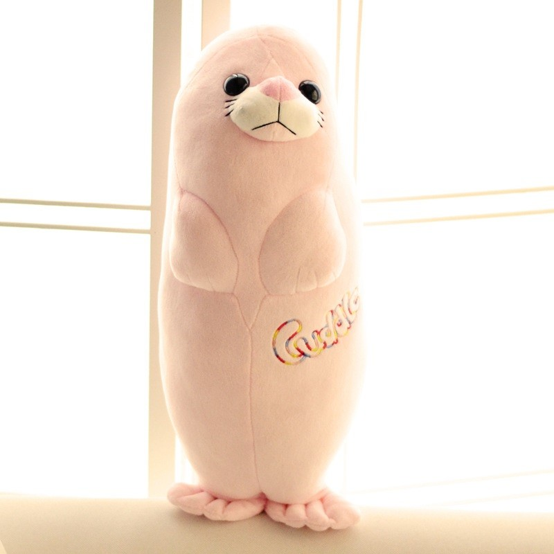 3pcsset 40cm  Aquarium Sea lions plush toy doll doll Children\'s Day gift to send his girlfriend a birthday gift free shipping (3)
