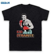100% Cotton O-neck printed T-shirt T Shirt Kid Dynamite(China)