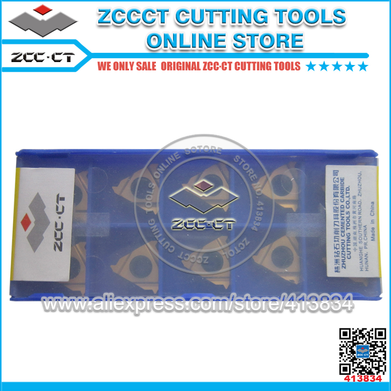 10pcs zcc 14mm pitch Whitworth thread RT16 01W 14W right hand threading carbide insert zcc ct