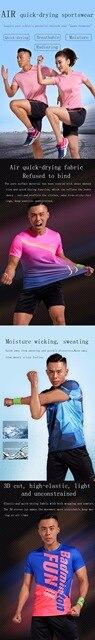 Kunli 2018 Новая Мужская Женская теннисная рубашка уличная спортивная