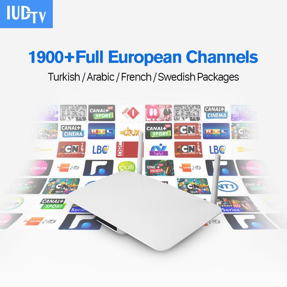 Q1404 Tv Box Android Quad Core Con Envío 6 Meses de Suscripción IPTV Canales Eur