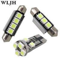 18x Canbus Error Free LED 12v Interior Light Kit Package Car Auto Lighting For BMW E91