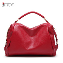 Ladies PU Leather Fashion Boston Tote Female Luxury Designer Red Hobo Shoulder Bag Stylish Black Handbag for Women Satchel Purse