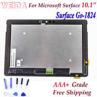 WEIDA LCD Replacment For Microsoft Surface Go 1824 10