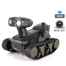 big RC tank wifi monitor very cool good quality making Videos and photo contect with app