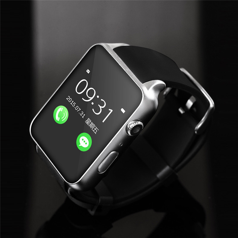 Lonzune Android Bluetooth font b Smartwatch b font Wrist Smart Watch Heart Rate Monitoring APK For