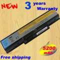 5200mAh 11.1v laptop battery for lenovo L09M6Y21	L09S6Y21 B450 B450A B450L B450 B450A B450L 6 cells