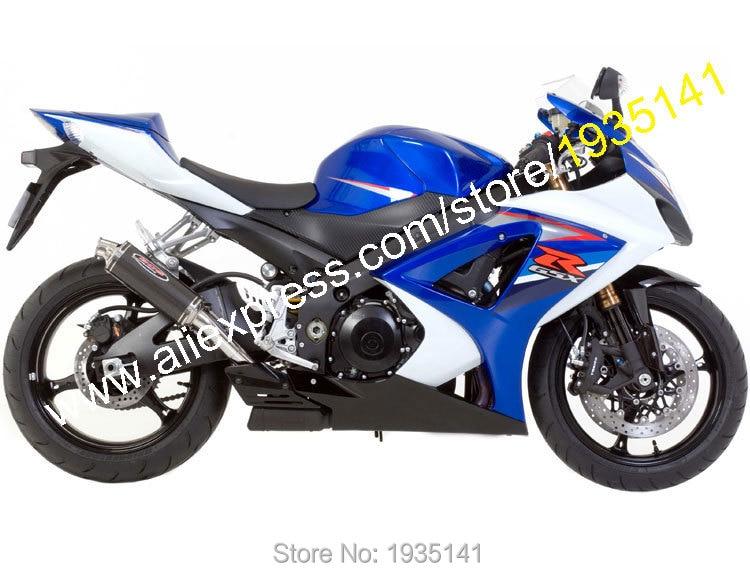 Hot Sales,For Suzuki GSX-R1000 K7 07 08 GSXR1000 GSX R1000 GSXR 1000 2007 2008 Aftermarket Motorbike Fairing (Injection molding)