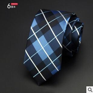 GUSLESON 1200 Nadeln 6 cm Mens Ties New Man Mode Dot Krawatten - Bekleidungszubehör - Foto 6