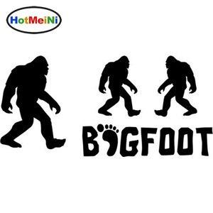 HotMeiNi Set 4 Bigfoot Yeti Sa