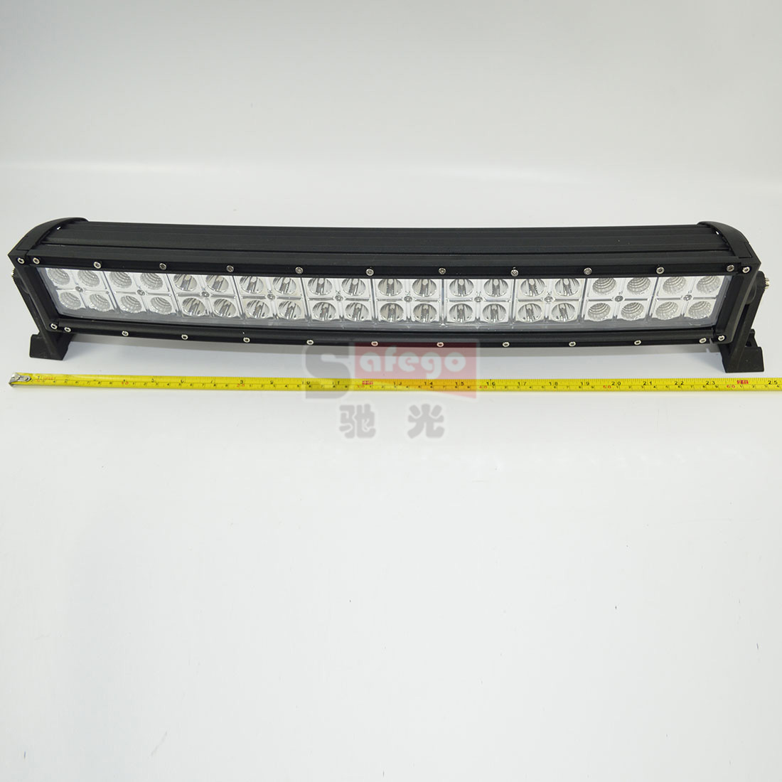 120W curved 23inch led light bar OffRoad  Driving Work lights  bar for Truck off road Boat 4X4 ATV Spot Flood Combo Fog Lamp 24v 9 90w led work light 12v 24v led drive light spot combo led lens motorcycle boat atv 4wd offroad fog lamp led worklight vs 120w