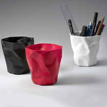 MEIKENG 1PS Hot Selling High Quality Fashion Simple Pen Pot Pencil Cup Pencil Vase Pen Stand Office Household Can Be Use 3Colors
