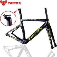 TRIFOX Carbon Frame Di2 Machinery MTB Frame Mountain Bicycle Frameset Carbono Frames Can customize