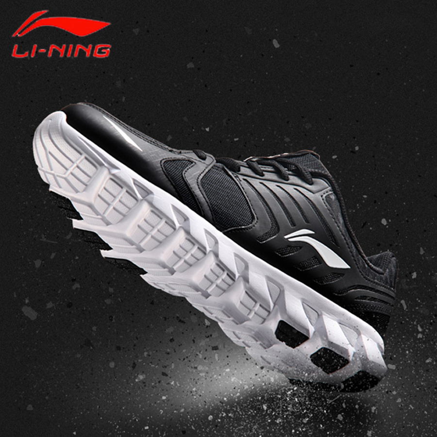 88f7ca494 Li-Ning Men Arc Element Running Shoes Light Weight LiNing Sports Shoes  Wearable Cushion Sneakers ARHM023 ~ Hot Sale June 2019