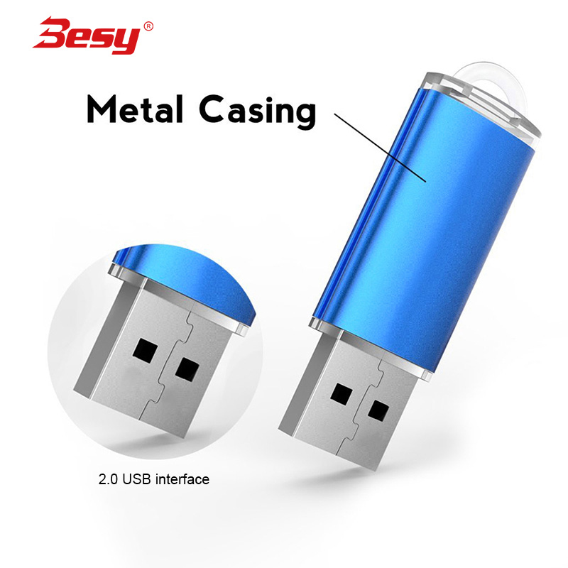 Image 2 - Rotatable smart usb flash drive 64G 32G 16G 8G 4G 128GB pen drive Thumb drives memory stick usb key High speed-in USB Flash Drives from Computer & Office