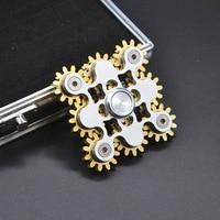 Crazy Hand Spinner Fidget Spinner Material Brass 9 Gears 10 Bearings Turn 2 Minute T131