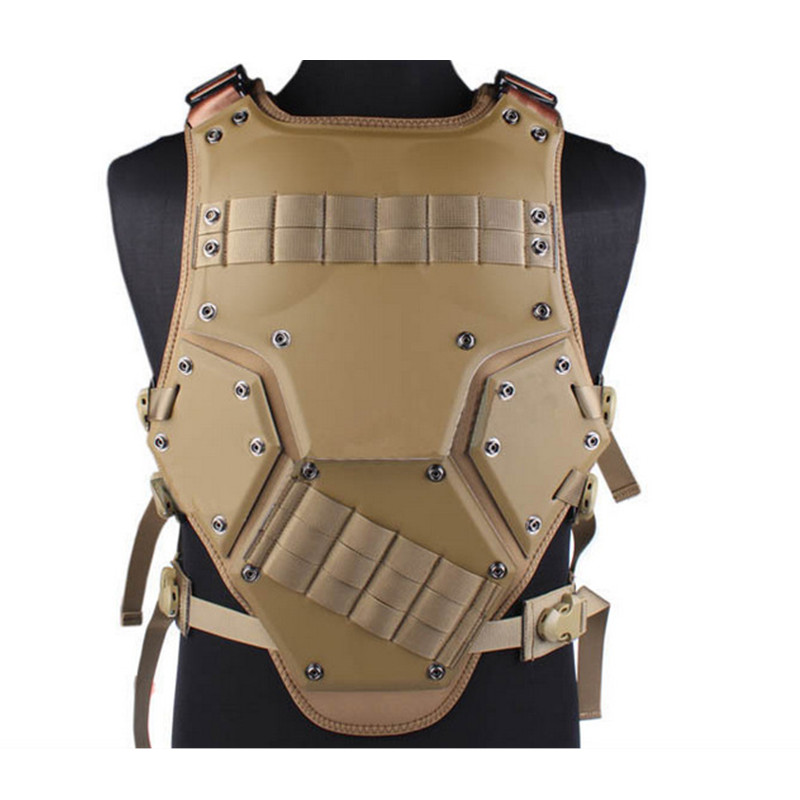 Outdoor Hunting Tactical Vest Military Airsoft Vest Tatico Gilet Tactique Chaleco Armor Training Equipment Vest Hunting Vest camouflage tactical vest mens hunting vest outdoor black training military army swat mesh vests protective equipment
