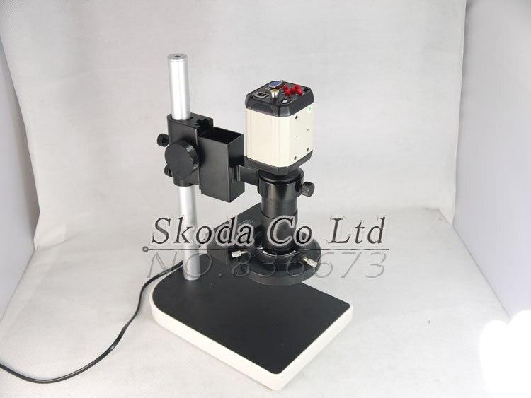 In digital industrie mikroskop kamera vga usb cvbs tv ausgänge