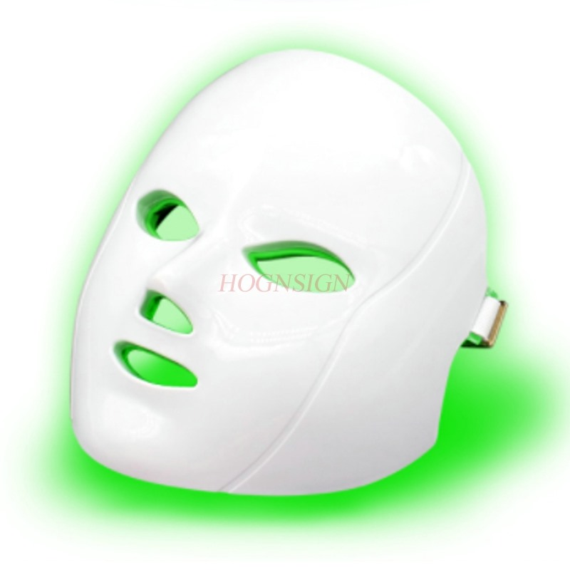 Vibration mask beauty equipment home face lifting firming massage face-lifting face artifact face-lift mask цена