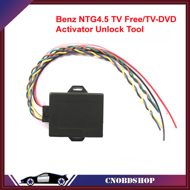 US $63 0 |TV FREE UNLOCK TOOL NTG 4 0/ NTG 4 5/NTG 4 7 Support W212/  W204/X204/W166/X166/B/A (Driving Video Unlocked / Vedio in motion)-in Car