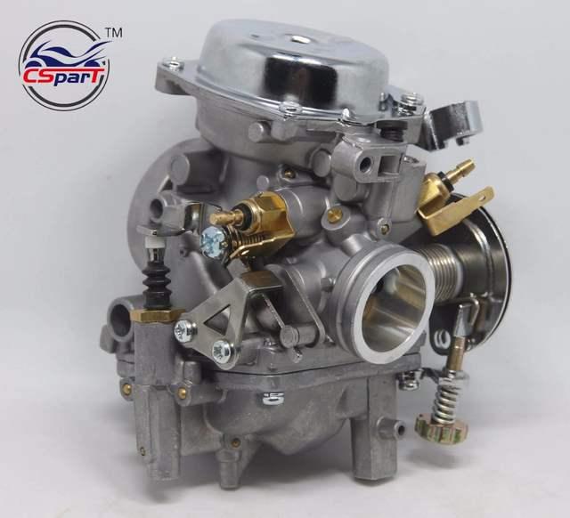 US $140 0 |Mikuni style Carburetor for Motorcycle Yamaha Virago XV250 XV125  V Star 250 Route 66 1988 2014 2066 2V49FMM Cruiser Supershadow -in