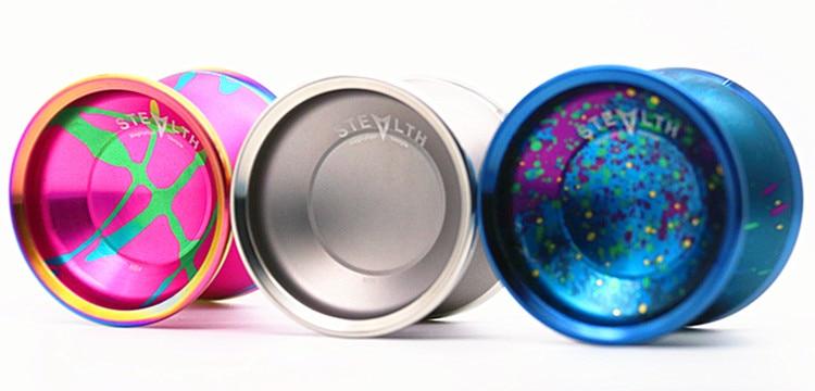 Nouveau arrivent MAGICYOYO FURTIF YOYO Magique M04 métal Professionnel yo-yo la compétition Sportive Diabolo livraison gratuite - 5
