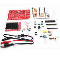 "DSO FNIRSI-138 2.4"" TFT Handheld Pocket-size Digital Oscilloscope Kit DIY Parts for Oscilloscope Electronic Learning Set"