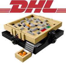 2017 New 769Pcs 39000 LELE Ideas Figures Maze Model Building Kits Blocks Bricks Toys For Children Gift Compatible With 21305