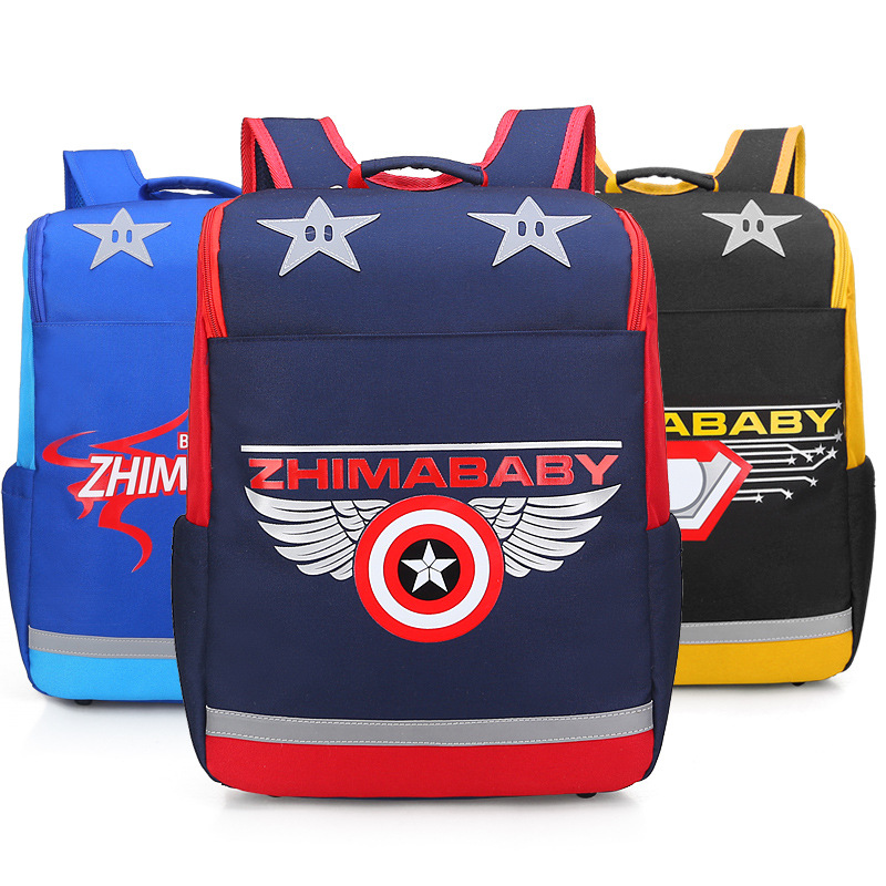 Warterproof Children School Bags Kids Orthopedic Backpack Boys Schoolbags Primary School Backpacks Kids Satchel Mochila Infantil