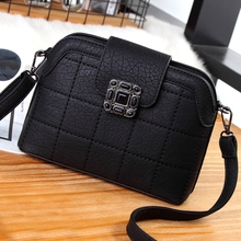 High Quality puers Leather Female Top-Handle bag Fashion Women Shoulder Bags Shell Stlye Ladies  Handbag Crossbody Bags MIWIND