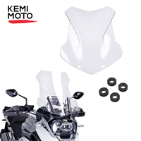 For BMW R1200GS LC Adventure 1250GS Wind Screen Windshield for BMW GS 1200 GS LC Adventure Windscreen Screen Protector 2013 2018