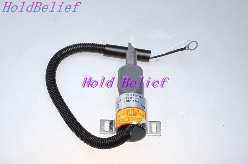 fuel stop solenoid valve fits for woodward 1753es 1700. Black Bedroom Furniture Sets. Home Design Ideas