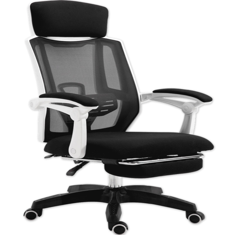 Computer Chair Home Ergonomics Office Chair Reclining Swivel Gaming Chair Comfortable Bow Foot Chaise Silla Oficina Silla Gamer
