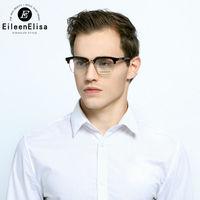 Latest Glasses Frames EE Men Reading Glasses 2016 Acetate Eye Glasses Brand Optical Frames With Box