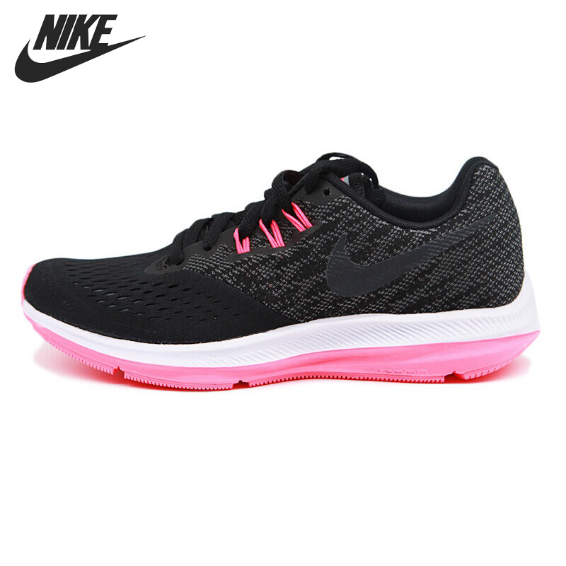 Original New Arrival 2018 NIKE ZOOM WINFLO Women's Running Shoes Sneakers new arrival original nike breathable zoom winflo 3 men s running shoes sneakers trainers