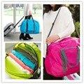 Folding alta qualidade e homens sacos de viagem de Alta capacidade saco de viagem portátil saco ocasional Bolsa de ombro especial