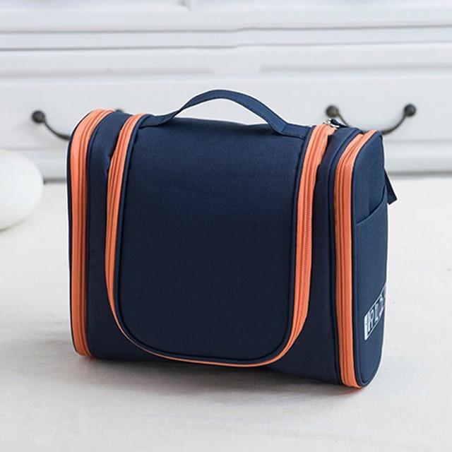Multifunctional Woman Toiletry Makeup Kit Bag Storage Waterproof Cosmetic Bag Picnic handBag Organizer travel Toiletry bag