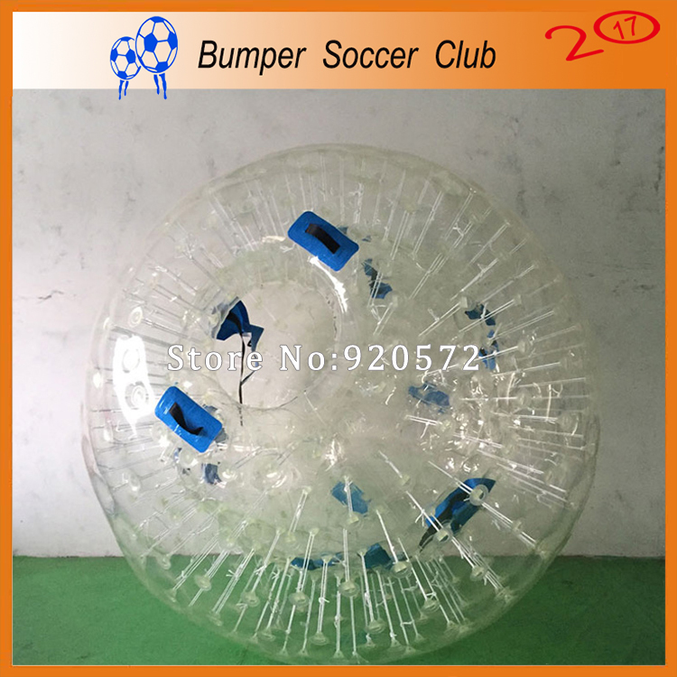 Free shipping ! 1.0mm PVC Hot sale latest attractive durable inflatable body zorb ball ,3m rolling grass ball for sale
