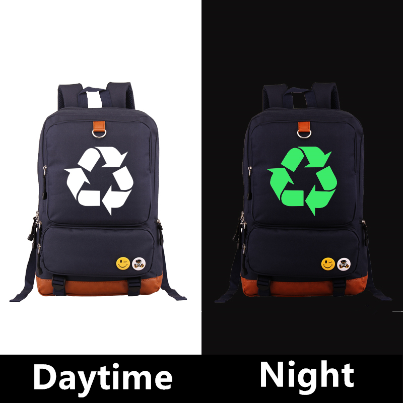 The Big Bang Theory Recoverable Design Printing Canvas Backpacks For Teenage Girls School Teenagers